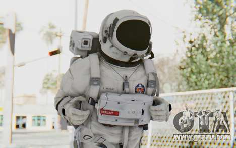 CoD Ghosts USA Spacesuit for GTA San Andreas