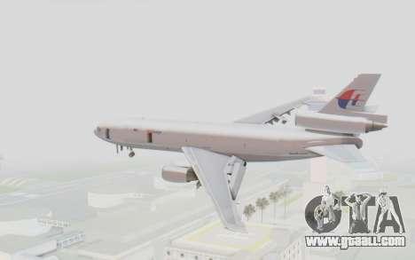 DC-10-30F MASkargo for GTA San Andreas right view