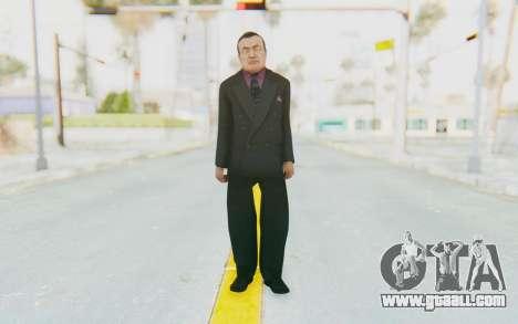 Mafia 2 - Wong for GTA San Andreas second screenshot
