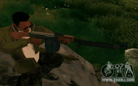 The PKK for GTA San Andreas