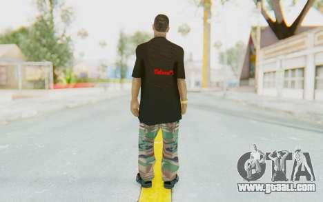 The King Skin for GTA San Andreas third screenshot