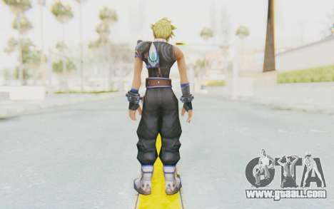 Final Fantasy - Cloud Deus for GTA San Andreas third screenshot