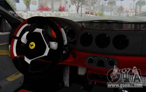 Ferrari 360 Modena Liberty Walk LB Perfomance v2 for GTA San Andreas right view