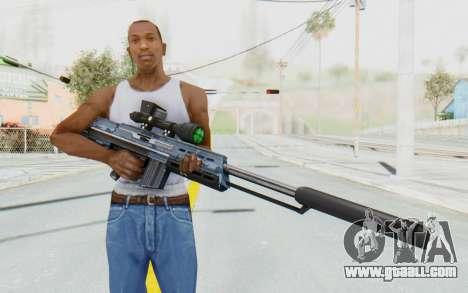 APB Reloaded - Agrotech DMR for GTA San Andreas third screenshot