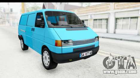 Volkswagen T4 for GTA San Andreas