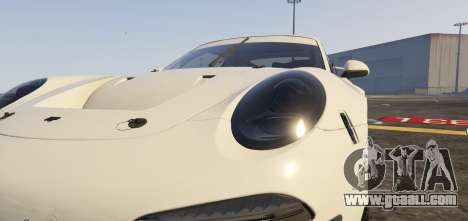 Porsche RUF RGT-8 GT3 for GTA 5