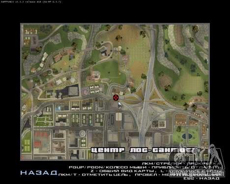 New Vinewood Armenia for GTA San Andreas sixth screenshot
