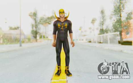 Marvel Future Fight - Iron Fist (ANAD) for GTA San Andreas second screenshot
