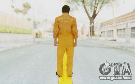 Mafia 2 - Joe Robber for GTA San Andreas third screenshot