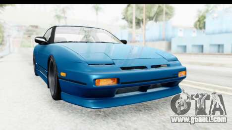 Nissan 240SX 1989 v2 for GTA San Andreas