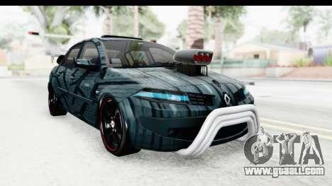 Renault Megane Sport for GTA San Andreas