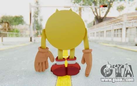 Pac-Man v2 for GTA San Andreas third screenshot
