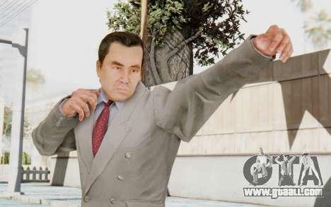 Mafia 2 - Gravina Boss for GTA San Andreas