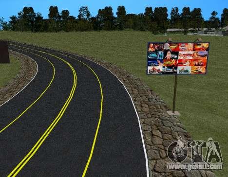 Textures for GTA Criminal Russia (Part 2) for GTA San Andreas fifth screenshot