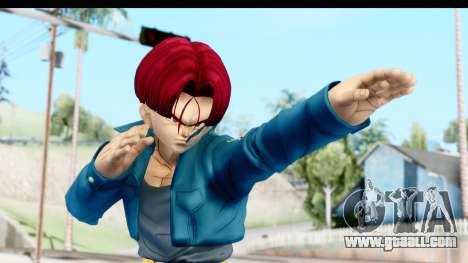 Dragon Ball Xenoverse Future Trunks SSG for GTA San Andreas