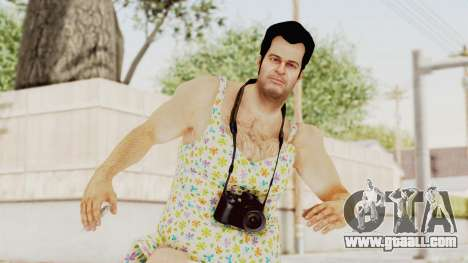 Dead Rising 2 Off The Record Frank West Dress for GTA San Andreas