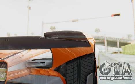 GTA 5 Grotti Prototipo v1 IVF for GTA San Andreas inner view