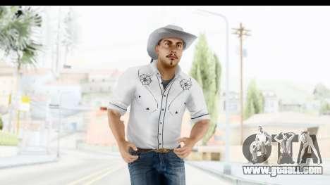 GTA 5 Mexican Gang 1 for GTA San Andreas