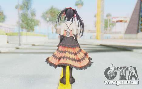 Kurumi Tokisaki (Date A Live) for GTA San Andreas third screenshot