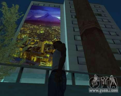 Armenia Erevan Poster for GTA San Andreas second screenshot