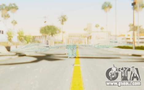 Pina from Sword Art Online for GTA San Andreas