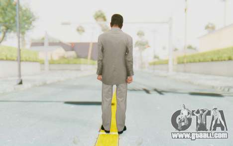 Mafia 2 - Gravina Boss for GTA San Andreas third screenshot