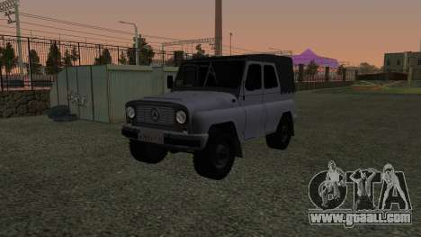 UAZ-469 for GTA San Andreas