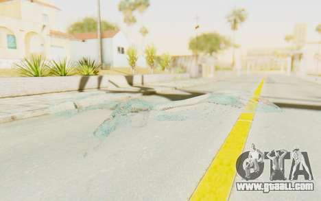 Pina from Sword Art Online for GTA San Andreas second screenshot
