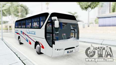 Neoplan Lasta Bus for GTA San Andreas right view