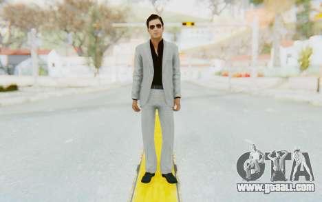 Mafia 2 - Vito Scaletta Madman Suit W&B for GTA San Andreas second screenshot