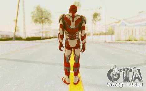 Marvel Heroes - Ironman Mk42 for GTA San Andreas third screenshot