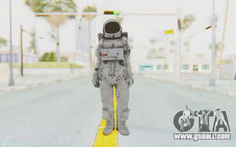 CoD Ghosts USA Spacesuit for GTA San Andreas second screenshot