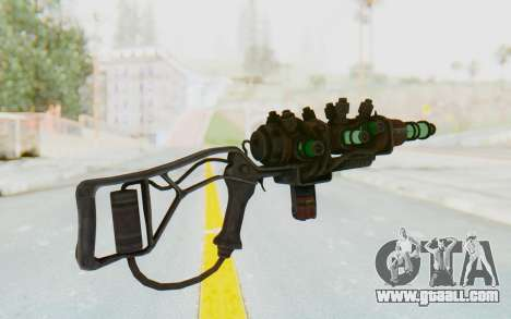 Q-35 Matter Modulator Plasma Rifle for GTA San Andreas second screenshot