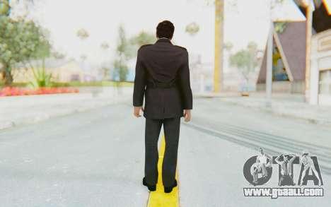 Mafia 2 - Vito Police Outfit for GTA San Andreas third screenshot