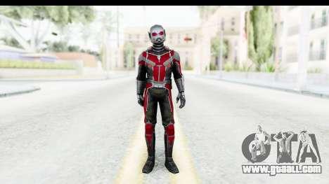 Marvel Future Fight - Ant-Man (Civil War) for GTA San Andreas second screenshot