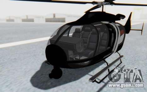 GTA 5 Maibatsu Frogger FIB IVF for GTA San Andreas