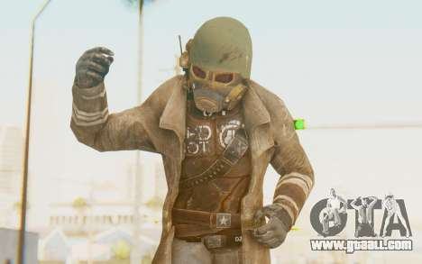 Fallout 4 - Veteran Ranger for GTA San Andreas