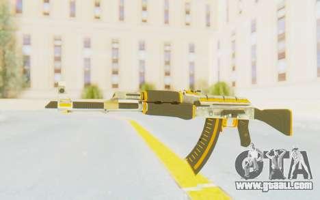CS:GO - AK-47 Carbon Edition for GTA San Andreas