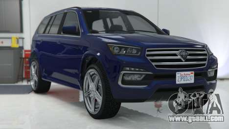 Benefactor XLS for GTA 5