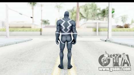 Marvel Future Fight - Black Bolt for GTA San Andreas third screenshot