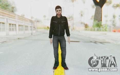 GTA 5 Online Random 1 Skin for GTA San Andreas second screenshot