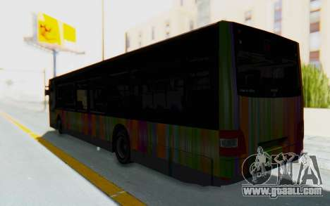 MAN Lion City 23267 for GTA San Andreas right view