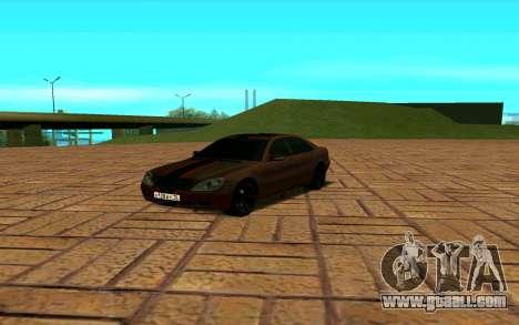 Mercedes S600 W220 JoRick Revazov for GTA San Andreas