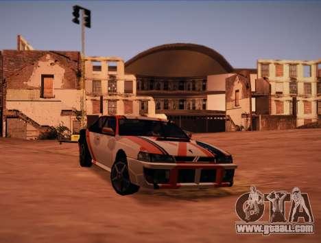 Sultan Asiimov for GTA San Andreas