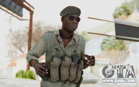 CoD MW3 Africa Militia v4 for GTA San Andreas