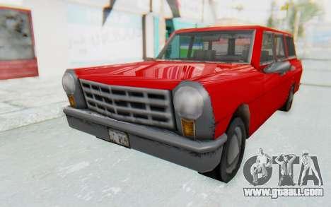 GTA 3 Perennial for GTA San Andreas