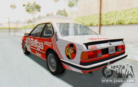BMW M635 CSi (E24) 1984 IVF PJ2 for GTA San Andreas