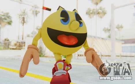 Pac-Man v2 for GTA San Andreas