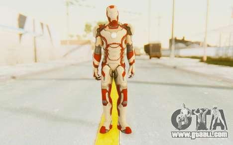 Marvel Heroes - Ironman Mk42 for GTA San Andreas second screenshot