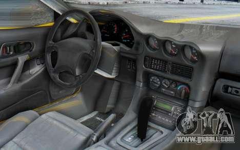 Mitsubishi 3000GT 1999 for GTA San Andreas right view